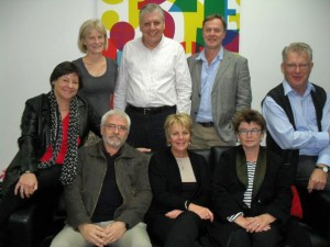 The ACCG meeting in Hobart.