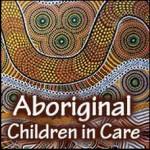 Aboriginal children in care logo
