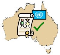 CRC in Australia graphic