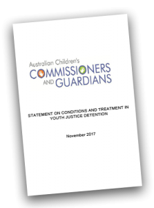 picture of front page of the ACCG report